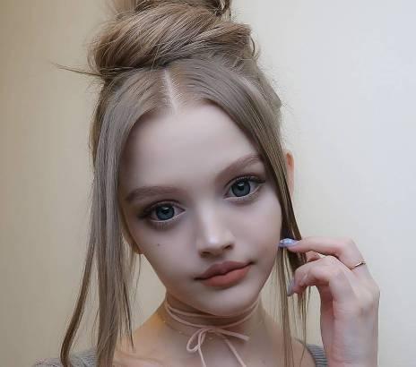 زیبایی خیره کننده دختر 21 ساله
