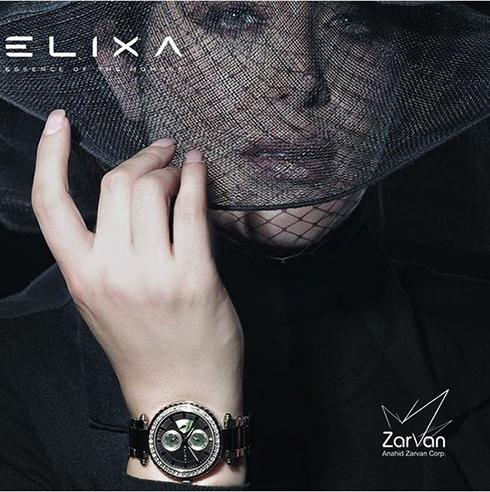 سارا منجزی مدل برند الیکسا Elixa - عکس شماره 9