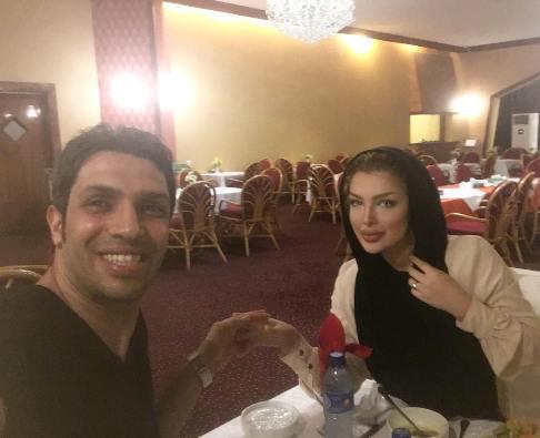 همسر سپهر حیدری برای تولد ۳۷ سالگی وی, چه نوشت؟ عکس