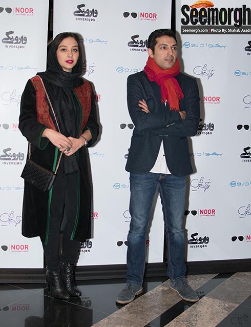 جدیدترین عکس اشکان خطیبی و همسرش, عکس اشکان خطیبی و همسرش , بیوگرافی اشکان خطیبی و همسرش , جدیدترین عکس اشکان خطیبی