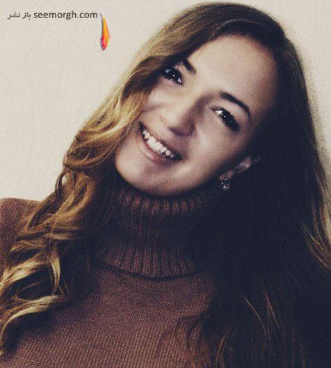 ویکتوریا دختر 21 ساله روسی