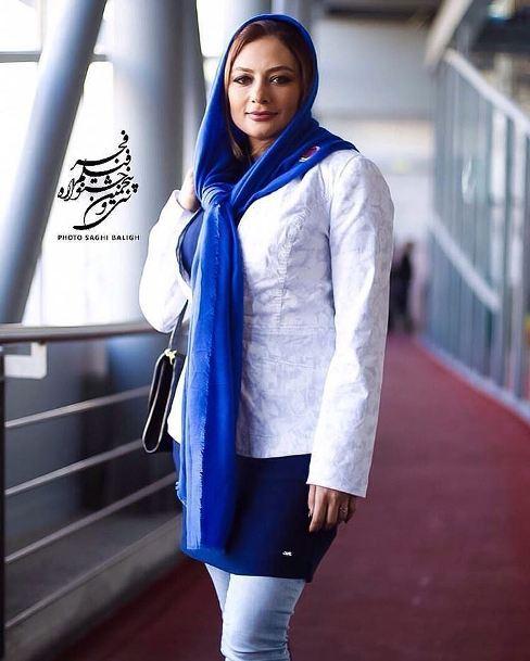 یکتا ناصر در جشنواره فیلم فجر