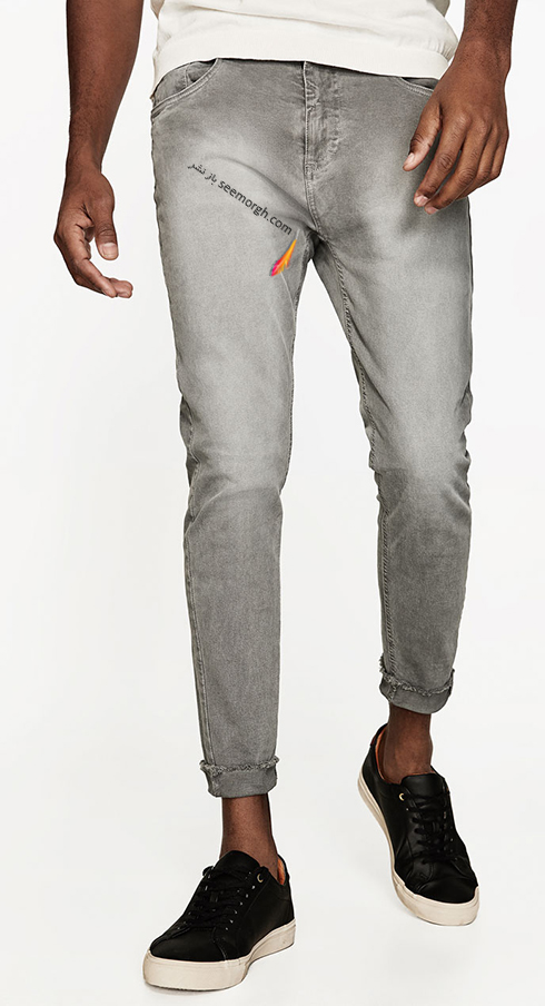 شلوار جین مردانه زارا Zara برای بهار 2017 - عکس شماره 1