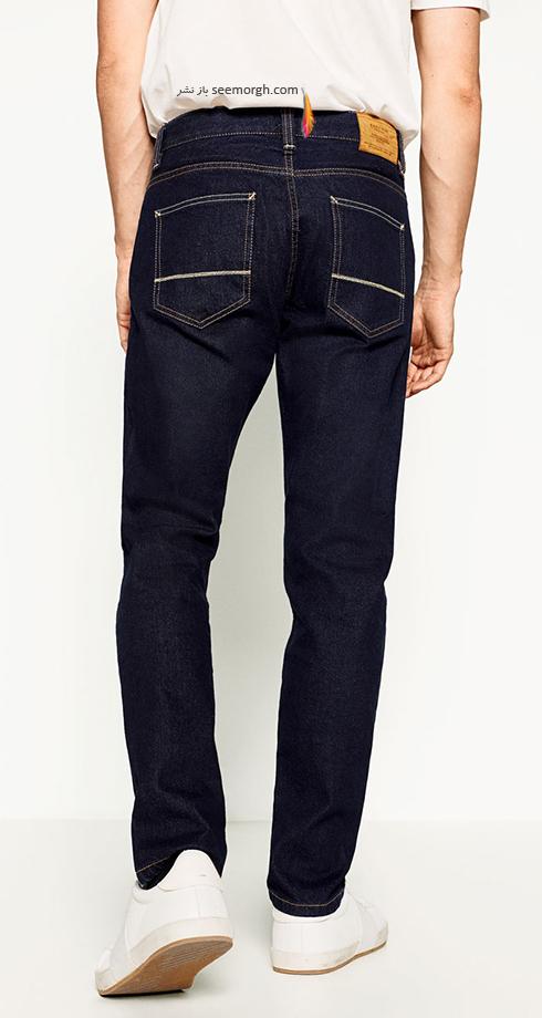 شلوار جین مردانه زارا Zara برای بهار 2017 - عکس شماره 7