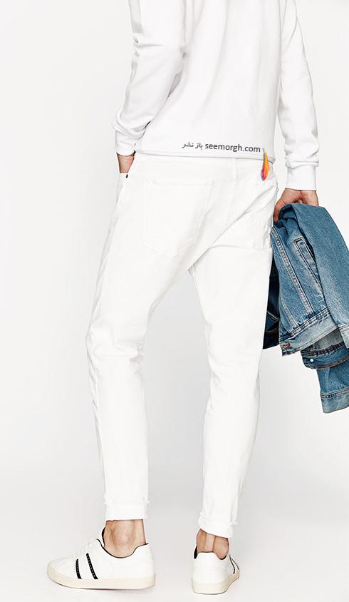 شلوار جین مردانه زارا Zara برای بهار 2017 - عکس شماره 6