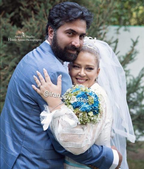 عکس های مراسم عروسی بهاره رهنما