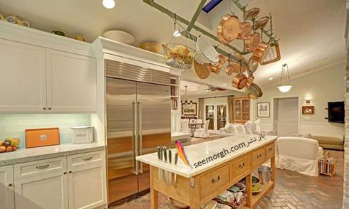 دکوراسیون داخلی خانه جدید سلنا گومز Selena Gomez - عکس شماره 2