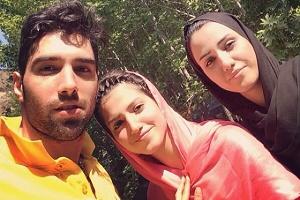 تعطیلات موسوی در کنار خانواده اش + عکس