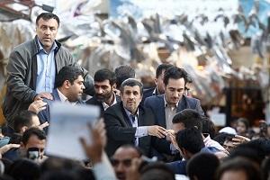احمدی نژاد پیروز انتخابات بعدی ریاست جمهوری!