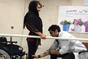 پیغام سردار آزمون برای سارا + عکس
