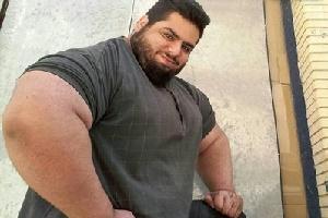 هالک ایرانی در رسانه های خارجی + عکس