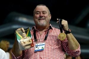 حضور در المپیک 2016 با وجود پدر و مادر سرطانی
