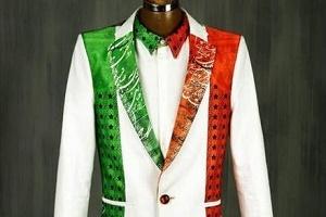 لباس نهایی مردان المپیکی ایران + عکس