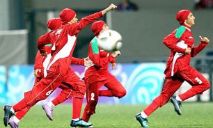 ردوی تیم ملی فوتبال بانوان بزرگسال