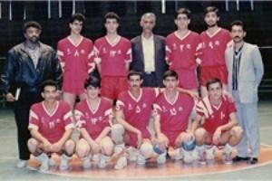 مربی و بازیکن اسبق والیبال ایران درگذشت