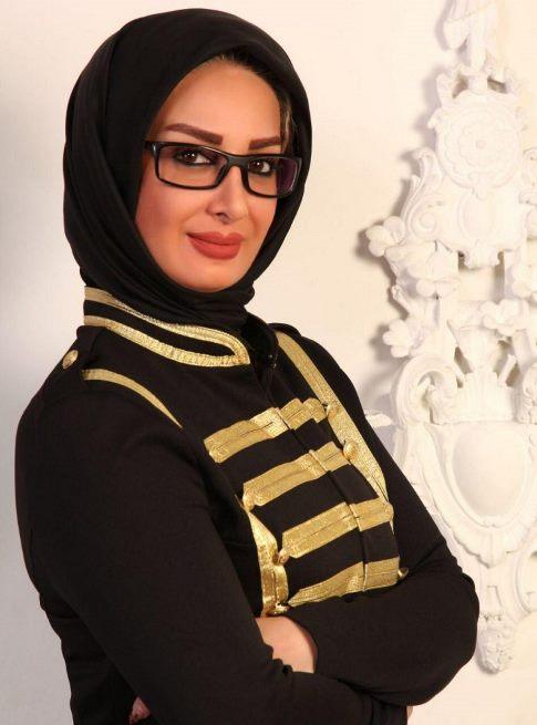 تکتم رضایی، طراح لباس ازدواج بهاره رهنما