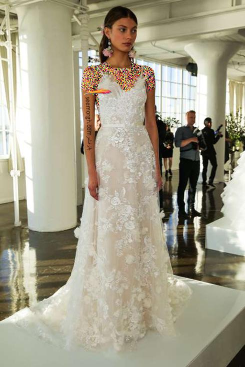 لباس عروس در هفته مد نیویورک - عکس شماره 3