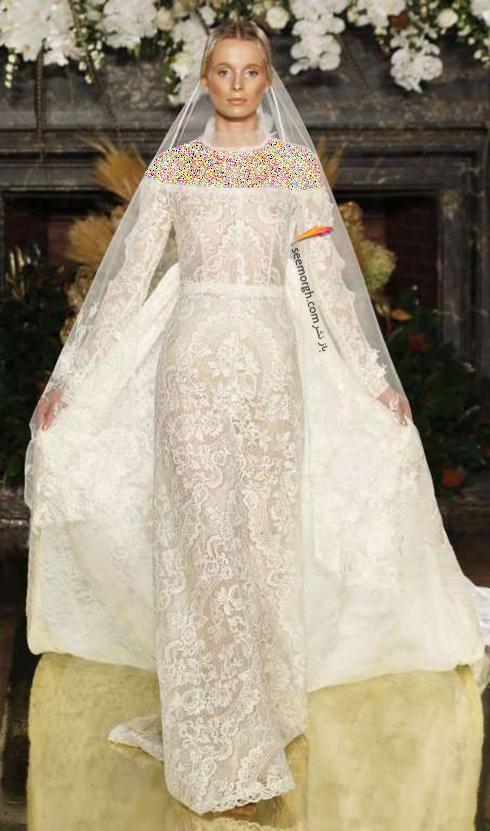 لباس عروس در هفته مد نیویورک - عکس شماره 4