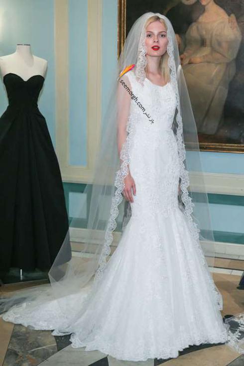 لباس عروس در هفته مد نیویورک - عکس شماره 5