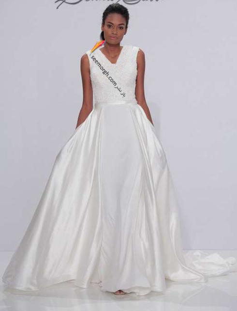 لباس عروس در هفته مد نیویورک - عکس شماره 1