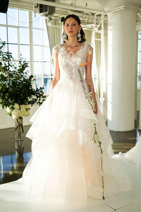 لباس عروس در هفته مد نیویورک - عکس شماره 8