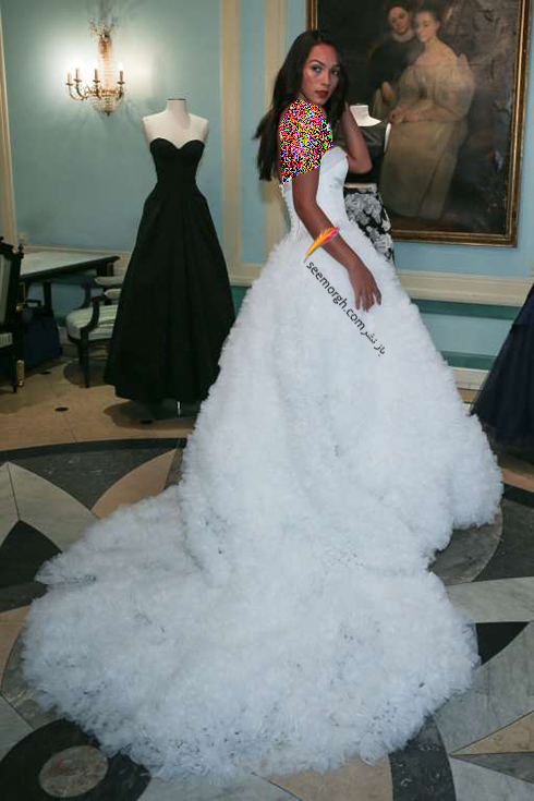 لباس عروس در هفته مد نیویورک - عکس شماره 9