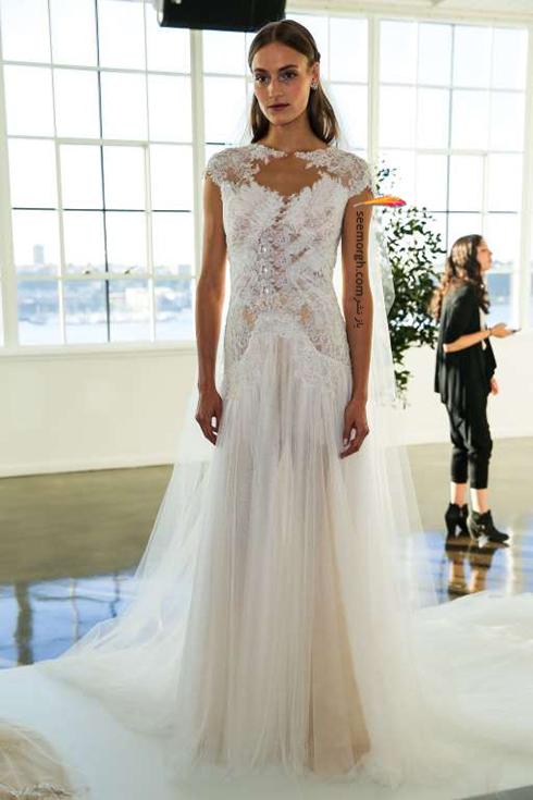 لباس عروس در هفته مد نیویورک - عکس شماره 6