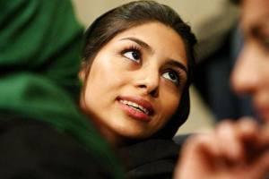 فتانه ملک محمدی در اکران خصوصی فیلم «پریدن از ارتفاع کم»