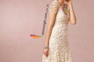 201404 7 مدل لباس عروس کاملا تک و منحصر به فرد