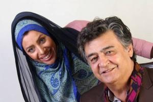 عکس های رضا رویگری به همراه همسرش