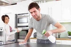یک دلیل علمی برای اینکه مردها خانه تکانی را انجام دهند!