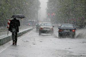 بارش برف و باران در 19 استان طی امروز و فردا