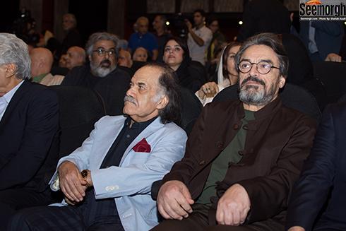 حسین علیزاده و سیروس ابراهیم زاده