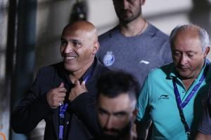 علیرضا منصوریان با لبخند از استقلال رفت! + عکس