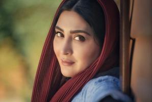 مریم معصومی در امامزاده صالح (ع) برای ماه محرم! عکس
