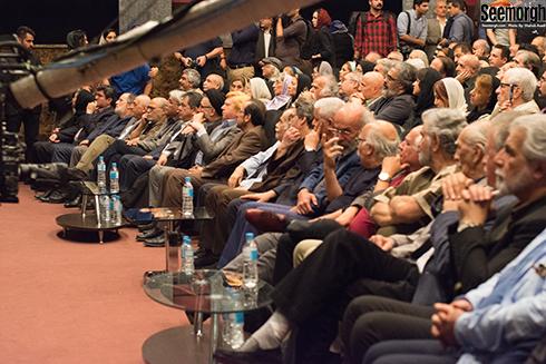 مراسم نکوداشت جشن سینمای ایران