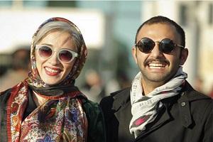 برشی از یک زندگی زناشویی با صابر ابر و پانتهآ پناهیها + عکس