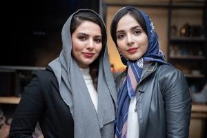 عکس های المیرا دهقانی، آیدا نامجو و پاشا حسینی بازیگران «گرگ و میش»