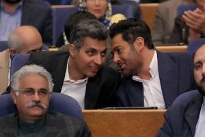 از محمدرضا گلزار و احسان علیخانی تا رامبد جوان در اختتامیه جشنواره جام جم + تصاویر