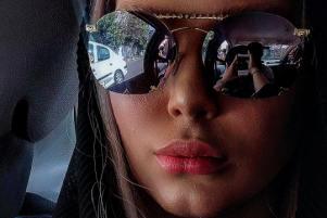 عکس جدید سحر قریشی بعنوان مدل آرایشی
