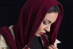 عکس: حال و روز زیبا بروفه در مراسم تشییع پیکر همسرش!