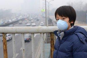 تاثیر آلودگی هوا برروی خوشحالی مردم!