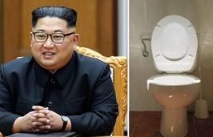 اون توالتش را هم به سنگاپور برد!