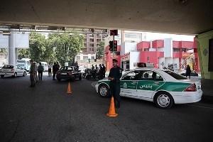 گسترش شایعه در کرمانشاه به دنبال حضور گسترده پلیس در شهر