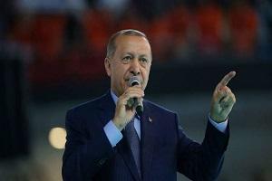 اردوغان: اگر آمریکا دلار دارد ما هم خدا را داریم
