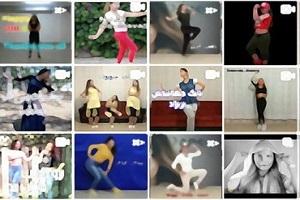فراگیر شدن رقص مائده بین دختران اینستاگرامی+عکس