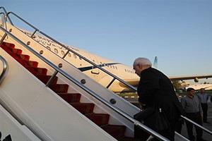 ظریف به عراق میرود