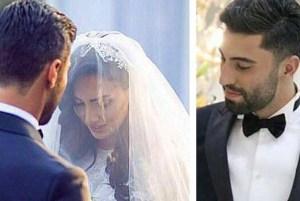 کاوه رضایی و همسرش فرنوش شیخی +عکس
