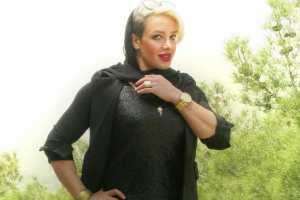 عکس هایی از اندام مریم سرمدی قهرمان پرورش اندام ایرانی!