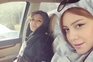 هجوم هواداران پرسپولیس به صفحه ساره بیات بخاطر خواهرش !!